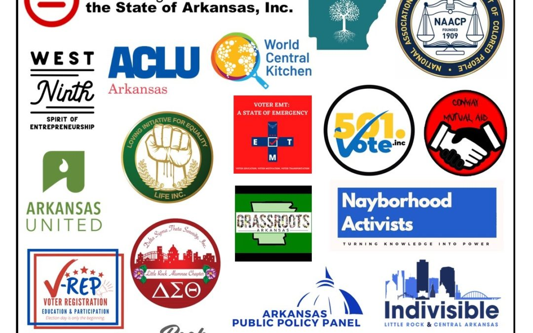 25 Arkansas Nonprofits Unite as Coalition During Elections