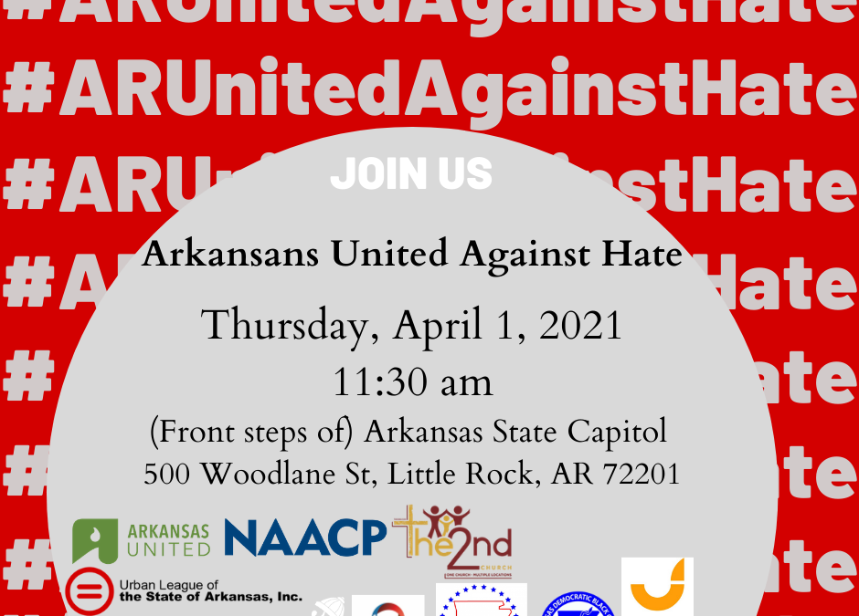 Combating Hate Crimes in Arkansas